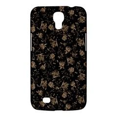 Floral Pattern Samsung Galaxy Mega 6 3  I9200 Hardshell Case by ValentinaDesign