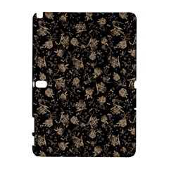 Floral Pattern Galaxy Note 1 by ValentinaDesign