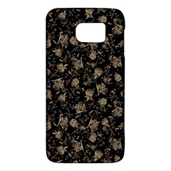 Floral Pattern Galaxy S6 by ValentinaDesign