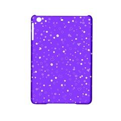 Dots Pattern Ipad Mini 2 Hardshell Cases by ValentinaDesign