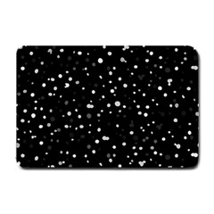 Dots Pattern Small Doormat  by ValentinaDesign