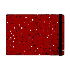 Dots Pattern Apple Ipad Mini Flip Case by ValentinaDesign