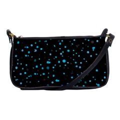 Dots pattern Shoulder Clutch Bags