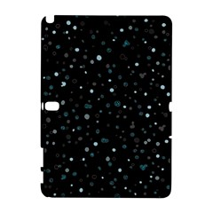 Dots Pattern Galaxy Note 1 by ValentinaDesign