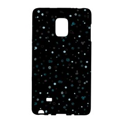 Dots Pattern Galaxy Note Edge by ValentinaDesign