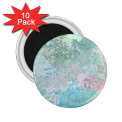 Pastel Garden 2 25  Magnets (10 Pack)  by theunrulyartist