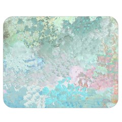 Pastel Garden Double Sided Flano Blanket (medium)  by theunrulyartist