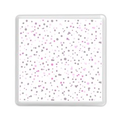 Dots Pattern Memory Card Reader (square)  by ValentinaDesign