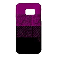 Abstract Art  Samsung Galaxy S7 Hardshell Case  by ValentinaDesign