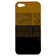 Abstract Art  Apple Iphone 5 Hardshell Case by ValentinaDesign