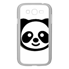 Panda Head Samsung Galaxy Grand DUOS I9082 Case (White)