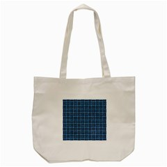 Woven1 Black Marble & Blue Colored Pencil (r) Tote Bag (cream) by trendistuff