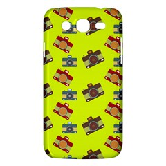 Camera pattern          Samsung Galaxy Duos I8262 Hardshell Case by LalyLauraFLM