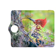 Woodpecker At Forest Pecking Tree, Patagonia, Argentina Kindle Fire Hdx 8 9  Flip 360 Case by dflcprints