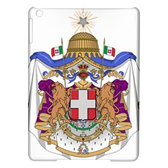 Greater Coat Of Arms Of Italy, 1870 1890  Ipad Air Hardshell Cases by abbeyz71