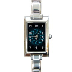 Background Abstract Decorative Rectangle Italian Charm Watch by Nexatart