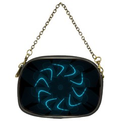 Background Abstract Decorative Chain Purses (one Side)  by Nexatart