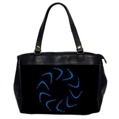 Background Abstract Decorative Office Handbags by Nexatart