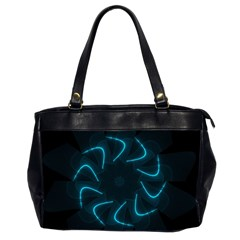 Background Abstract Decorative Office Handbags (2 Sides)  by Nexatart