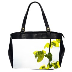 Leaves Nature Office Handbags (2 Sides)  by Nexatart