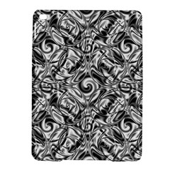 Gray Scale Pattern Tile Design Ipad Air 2 Hardshell Cases by Nexatart