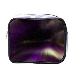 The Northern Lights Nature Mini Toiletries Bags by Nexatart