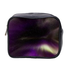 The Northern Lights Nature Mini Toiletries Bag 2 Side by Nexatart