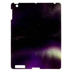 The Northern Lights Nature Apple Ipad 3/4 Hardshell Case by Nexatart