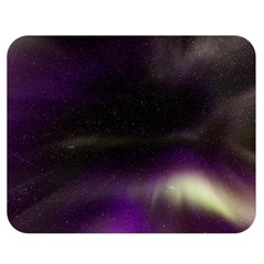 The Northern Lights Nature Double Sided Flano Blanket (medium)  by Nexatart
