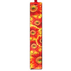 Gerbera Flowers Nature Plant Large Book Marks by Nexatart