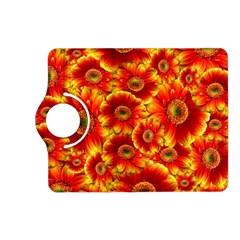 Gerbera Flowers Nature Plant Kindle Fire Hd (2013) Flip 360 Case by Nexatart
