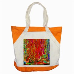 Background Texture Colorful Accent Tote Bag by Nexatart