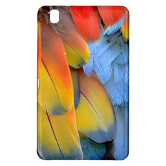 Spring Parrot Parrot Feathers Ara Samsung Galaxy Tab Pro 8 4 Hardshell Case by Nexatart