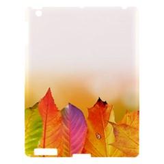 Autumn Leaves Colorful Fall Foliage Apple Ipad 3/4 Hardshell Case by Nexatart