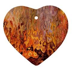 Background Texture Pattern Vintage Ornament (heart) by Nexatart