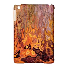 Background Texture Pattern Vintage Apple Ipad Mini Hardshell Case (compatible With Smart Cover) by Nexatart