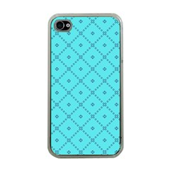 Pattern Background Texture Apple Iphone 4 Case (clear) by Nexatart