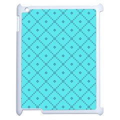 Pattern Background Texture Apple Ipad 2 Case (white) by Nexatart