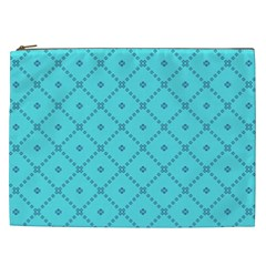 Pattern Background Texture Cosmetic Bag (xxl)  by Nexatart