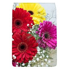 Flowers Gerbera Floral Spring Flap Covers (s)  by Nexatart