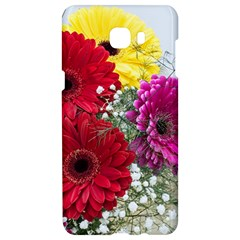 Flowers Gerbera Floral Spring Samsung C9 Pro Hardshell Case  by Nexatart