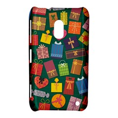 Presents Gifts Background Colorful Nokia Lumia 620 by Nexatart