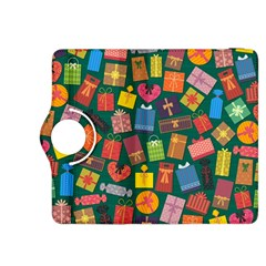 Presents Gifts Background Colorful Kindle Fire Hdx 8 9  Flip 360 Case by Nexatart