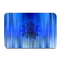 Background Christmas Star Plate Mats by Nexatart