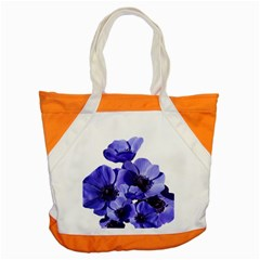 Poppy Blossom Bloom Summer Accent Tote Bag by Nexatart