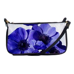 Poppy Blossom Bloom Summer Shoulder Clutch Bags by Nexatart