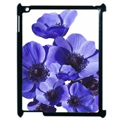Poppy Blossom Bloom Summer Apple Ipad 2 Case (black) by Nexatart