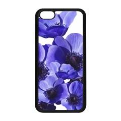 Poppy Blossom Bloom Summer Apple Iphone 5c Seamless Case (black) by Nexatart