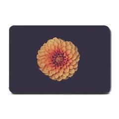Art Beautiful Bloom Blossom Bright Small Doormat  by Nexatart