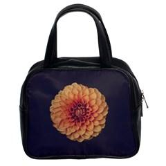 Art Beautiful Bloom Blossom Bright Classic Handbags (2 Sides) by Nexatart
